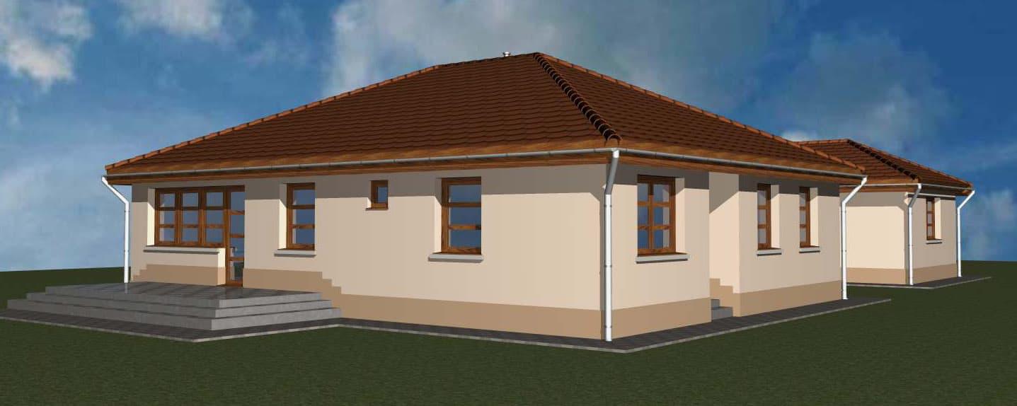Miskolc Szirma központi részén 100/ 120 nm 3 szoba nappalis házak leköthetők
