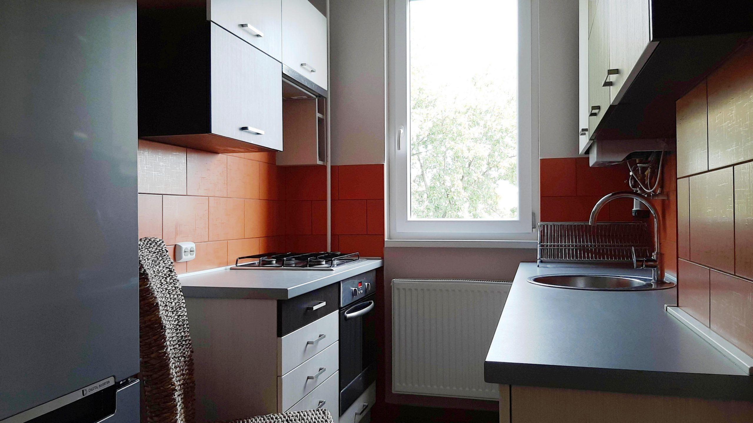 Miskolc Dél Kilián eladó 2 szobás cirkó fűtéses, tégla, full felújított igényes lakás, költözhető!